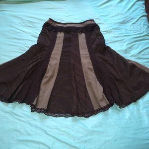 Nygard Collection Boho Skirt